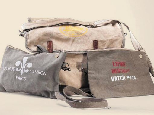 Charly Vintage Bags